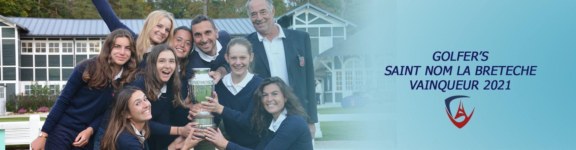 Saint Nom remporte la Golfers !!