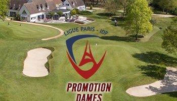 INTERCLUBS PAR EQUIPES PROMOTION DAMES PARIS ÎLE-DE-FRANCE